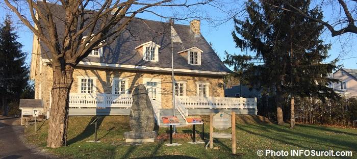 Maison LePailleur a Chateauguay boul Salaberry photo INFOSuroit