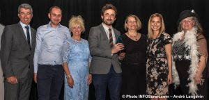 OVH laureat Industrie gala 2018 Ch de Commerce photo INFOSuroit-Andre_Langevin