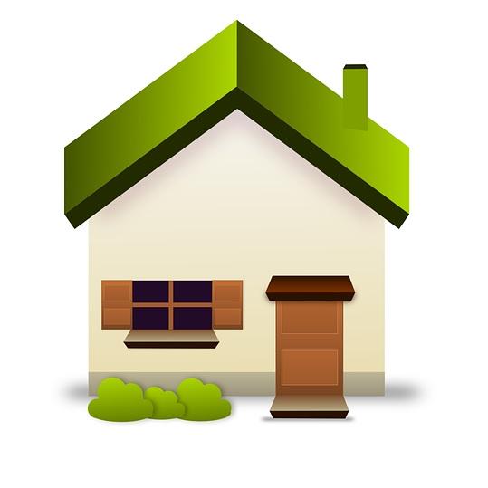 maison verte ecologique visuel OpenClipart-vectors via Pixabay CC0 et INFOSuroit