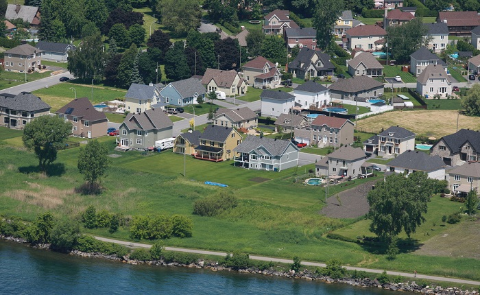 urbanisme developpement residentiel photo Pierre_Langevin 2012 via Ville Valleyfield