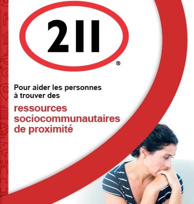 211 extrait depliant ressources sociocommunautaires