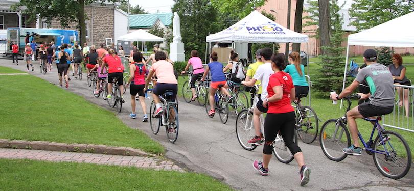 Bike_and_run a St-Louis-de-Gonzague velo course photo courtoisie publiee par INFOSuroit