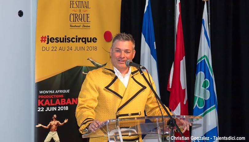 Festival de cirque Vaudreuil-Dorion annonce 23 mai 2018 Photo Christian_Gonzalez publiee par INFOSuroit