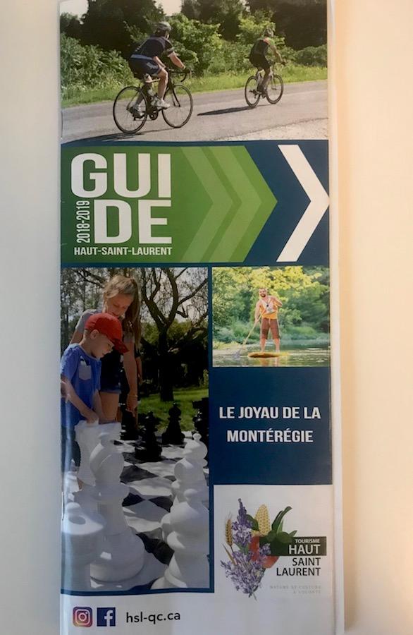 Guide touristique 2018-19 CLD Haut-Saint-Laurent