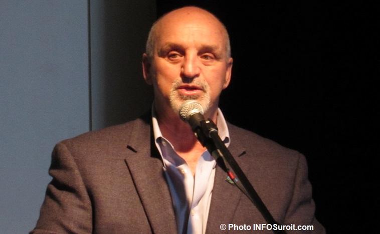 Guy_Pilon maire de Vaudreuil-Dorion printemps 2017 photo INFOSuroit