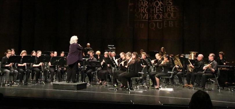 Orchestre a vents du Suroit concert mai2017 photo courtoisie OVS