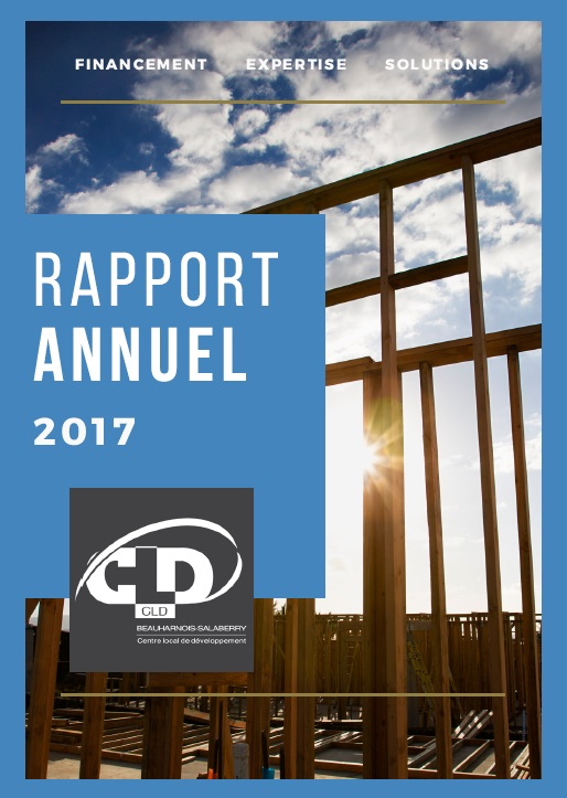 Rapport annuel 2017 CLD Beauharnois-Salaberry