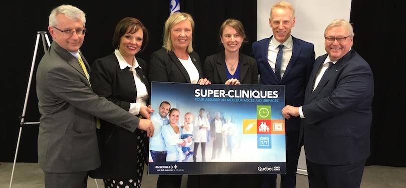 annonce Super cliniques a Vaudreuil-Dorion 11 mai2018 photo courtoisie CISSSMO publiee par INFOSuroit