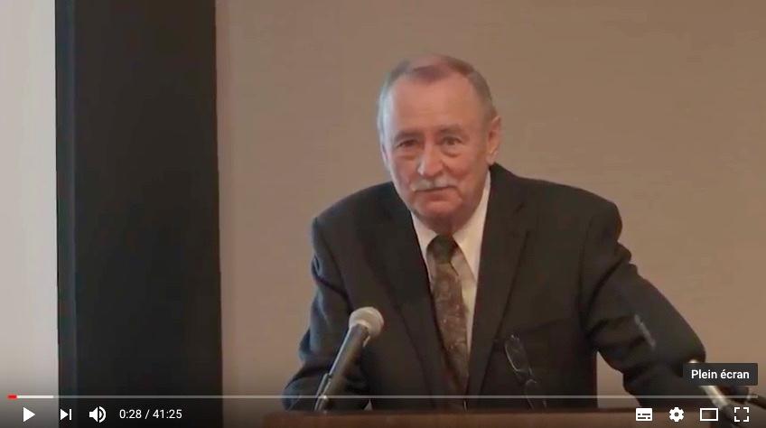 docteur Patrick_Vinay conference Analgesie en fin de vie extrait YouTube chaine CollectifMedecins
