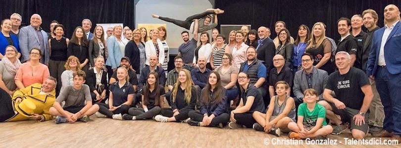 festival de cirque Vaudreuil-Dorion partenaires artistes 23mai2018 photo Christian_Gonzalez publiee par INFOSuroit