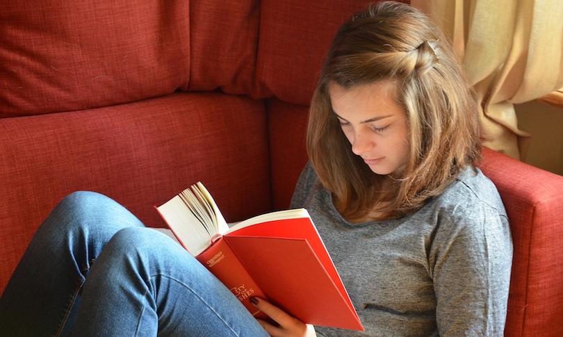 jeunesse lecture loisir photo 455992 via Pixabay CC0 et INFOSuroit