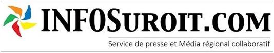 logo INFOSuroit symbole et phrase de positionnement v2017
