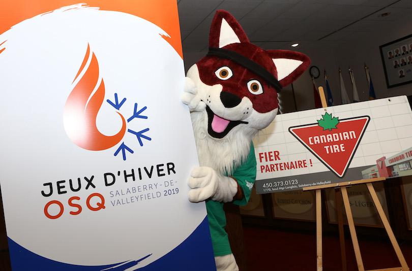 mascotte olympiques speciaux Qc jeux_d_hiver 23mai2018 photo courtoisie