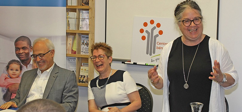 Carlos_Leitao Brenda_Shanahan et Diane_LeBouthillier photo courtoisie CABGC