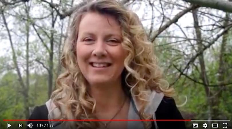 Maison de la famille Vaudreuil-Soulanges temoignage Marie-Belle_Ouellet 2018 extrait YouTube