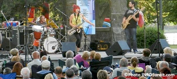 Mardis en musique Raffy au parc Delpha-Sauve Valleyfield photo INFOSuroit