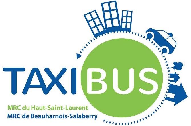 Taxibus-MRC-Haut-Saint-Laurent-et-MRC-Beauharnois-Salaberry-logo-courtoisie
