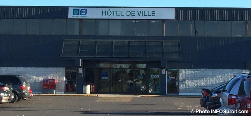 Ville de Vaudreuil-Dorion hotel de ville photo INFOSuroit