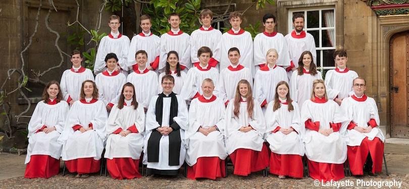 choeur College du Christ de Cambridge UK en tournee au Canada en 2018 Lafayette photograhy