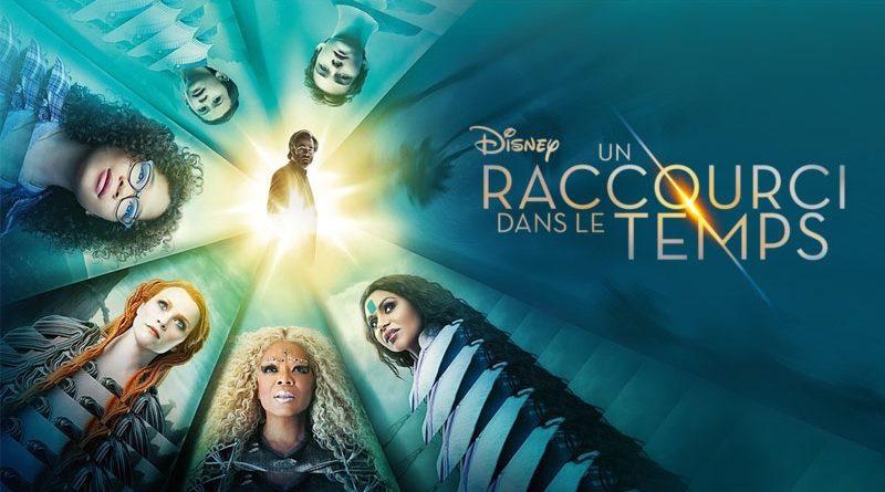film UnRaccourciDansLeTemps affiche de Disney image courtoisie