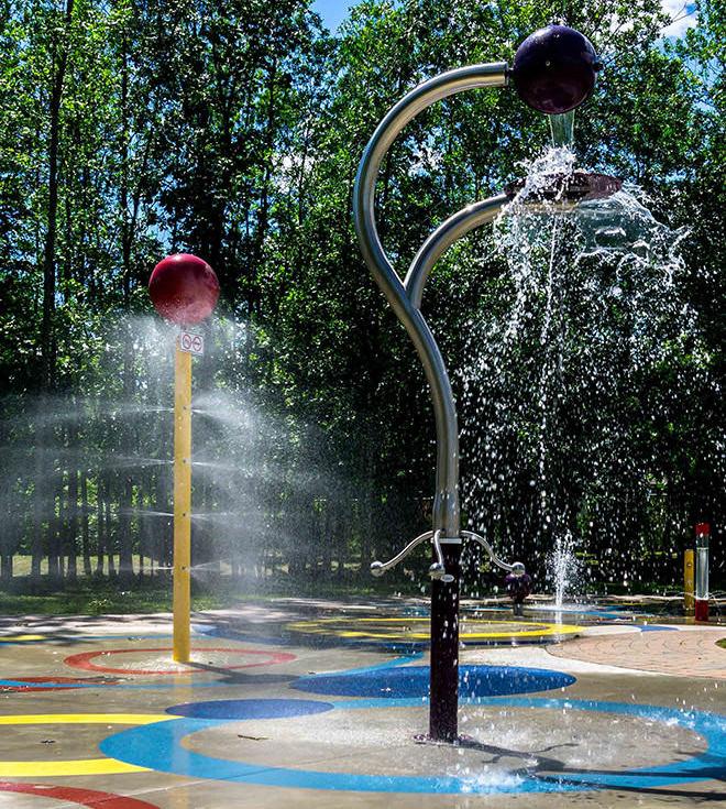 installations jeux d_eau Vaudreuil-Dorion photo courtoisie