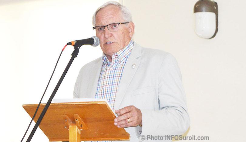 maire des Cedres Raymond_Larouche juin 2018 photo INFOSuroit