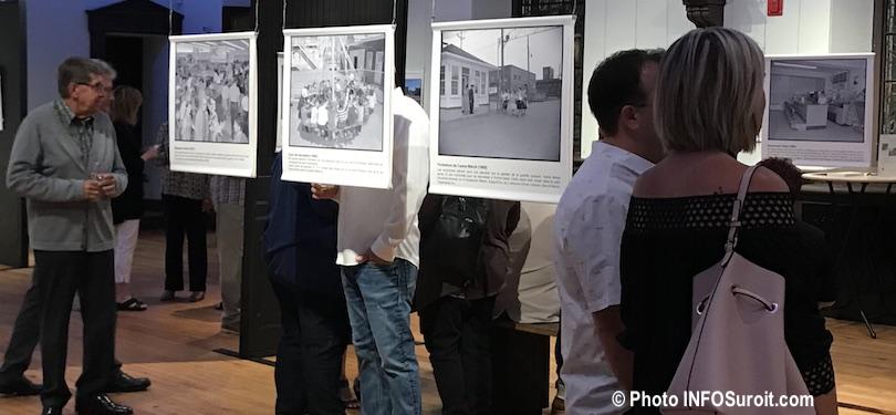 nouvelle exposition de Peter_Rozon Ce qui n existe plus au MUSO juin 2018 photo INFOSuroit