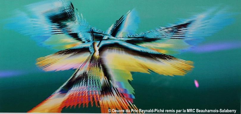 oeuvre-qui-accompagne-le-Prix_Reynald_Piche-de-MRC-Beauharnois-Salaberry-photo-INFOSuroit