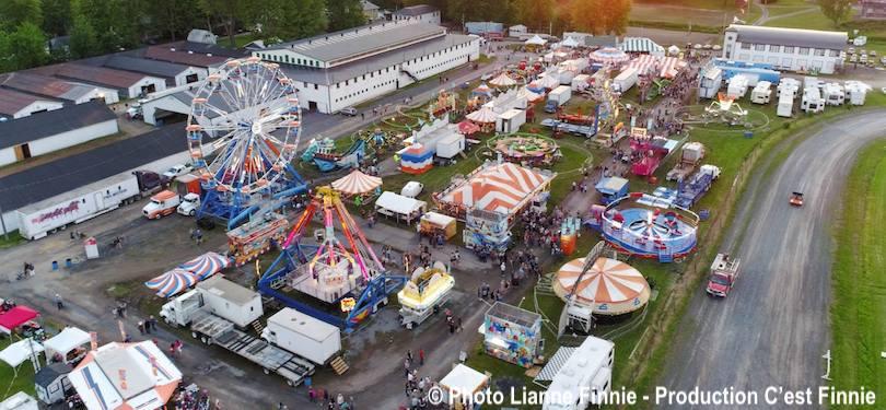 site Expo Ormstown foire agricole photo Lianne_Finnie Production_C_est_Finnie via CLD