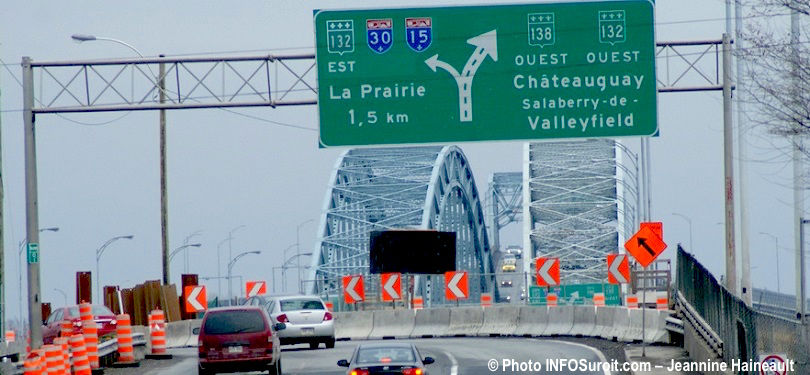 travaux-majeurs-pont-Honore-Mercier-vers-Chateauguay-photo-INFOSuroit-Jeannine_Haineault