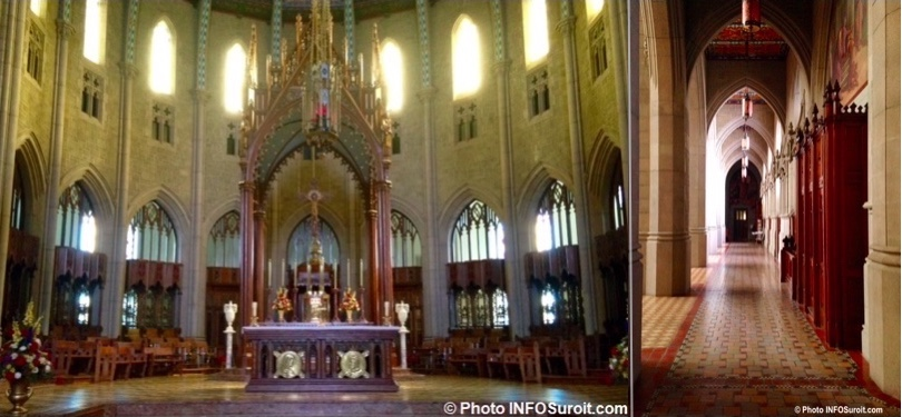 visites basilique-cathedrale Sainte-Cecile a Valleyfield photos INFOSuroit