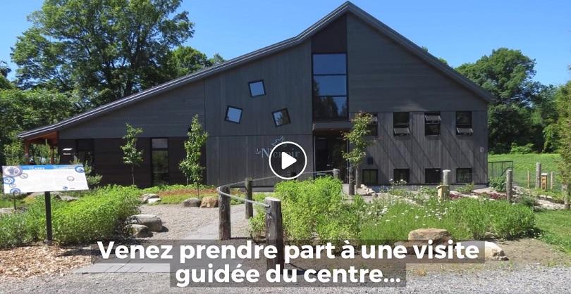 Extrait video Le_Nichoir invitation visite guidee juillet 2018 Visuel courtoisie publie par INFOSuroit