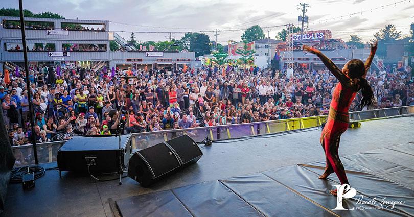 Festival_de_cirque Vaudreuil-Dorion 2018 photo Pascale_Levesque via Ville Vaudreuil-Dorion