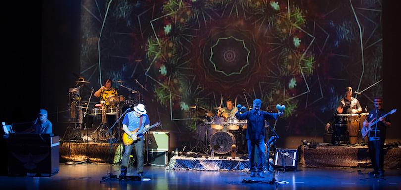 Persuasion Santana tribute sera au festival de musique a Hudson en 2018 photo courtoisie