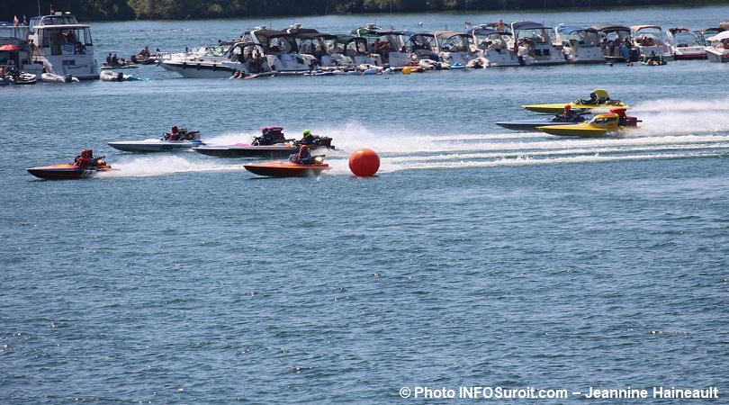 course Can-Am pro-stock Regates Valleyfield 2018 finale 8 bateaux photo INFOSuroit-Jeannine_Haineault