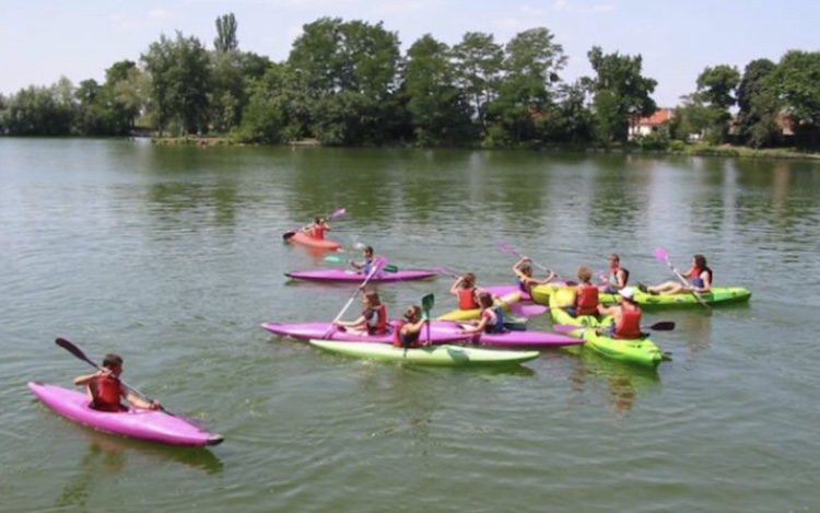 kayaks festi-Lery lac Saint-Louis via Fete du nautisme 2018 AMQ