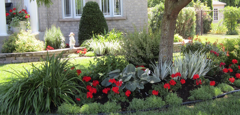 Concours jardins_fleuris municipalite de Sainte-Martine photo courtoisie