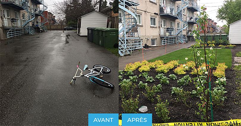 Exemple avant_apres projet Chateau-en-folie photo courtoisie CREM publiee par INFOSuroit