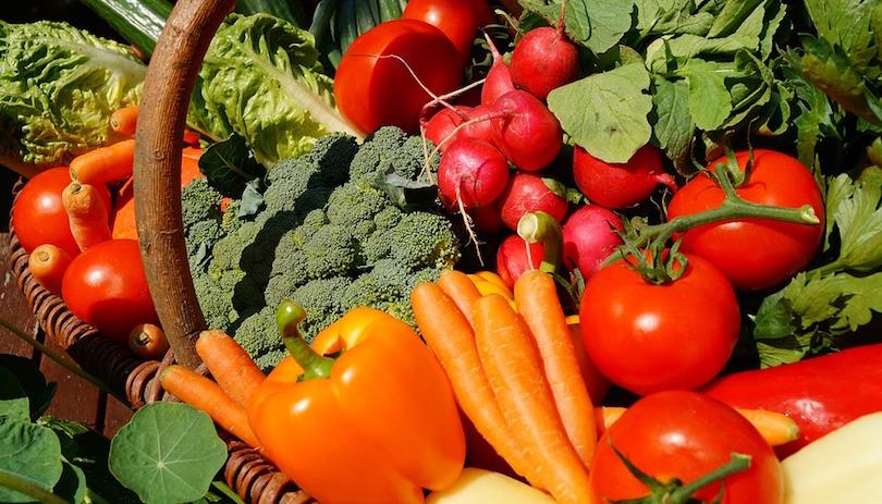 marche public legumes tomates brocoli piment carottes photo SvenHilker via Pixabay CC0 et INFOSuroit