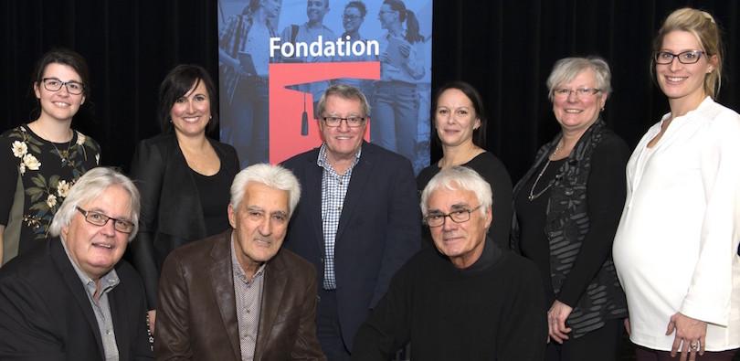 membres conseil administration Fondation ecole Baie_St-Francois photo courtoisie