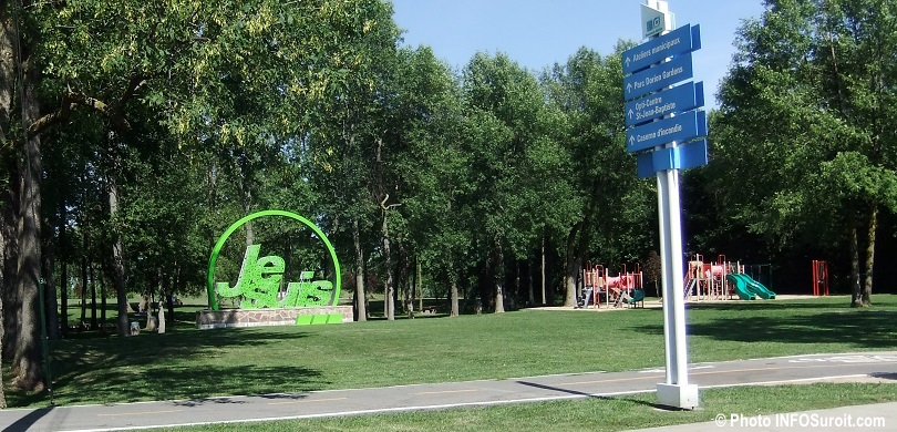 parc Maison-Valois a Vaudreuil-Dorion Je_suis et modules jeux photo INFOSuroit