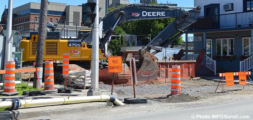 rue barree travaux detour infrastructures juillet2018 photo INFOSuroit