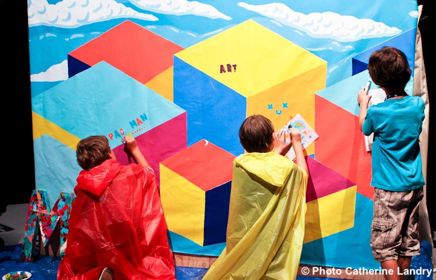 Journee de la culture enfant art peinture Photo Catherine_Landry via JDC