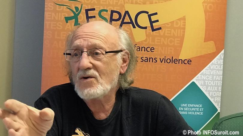 Pierre_Lagrenade president Coton-46 sept2018 photo INFOSuroit