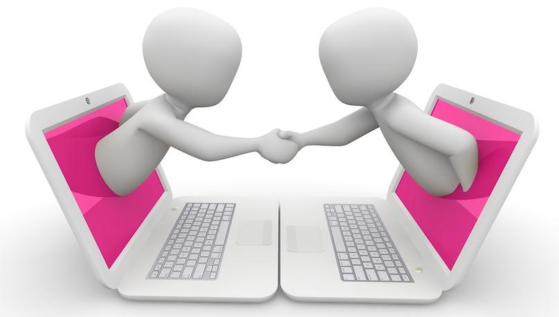 Web internet chatter ordinateur visuel 3dman_eu via Pixabay CC0 et INFOsuroit