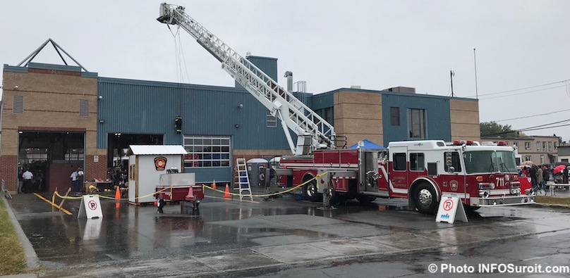 camion incendie pompiers portes ouvertes caserne Valleyfield oct2017 phoyto INFOSuroit