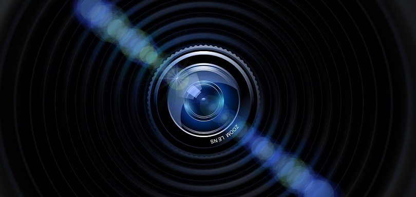 lentille camera photo video focus visuel Geralt via Pixabay CC0 et INFOSuroit