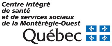 logo CISSS Monteregie-Ouest CISSSMO