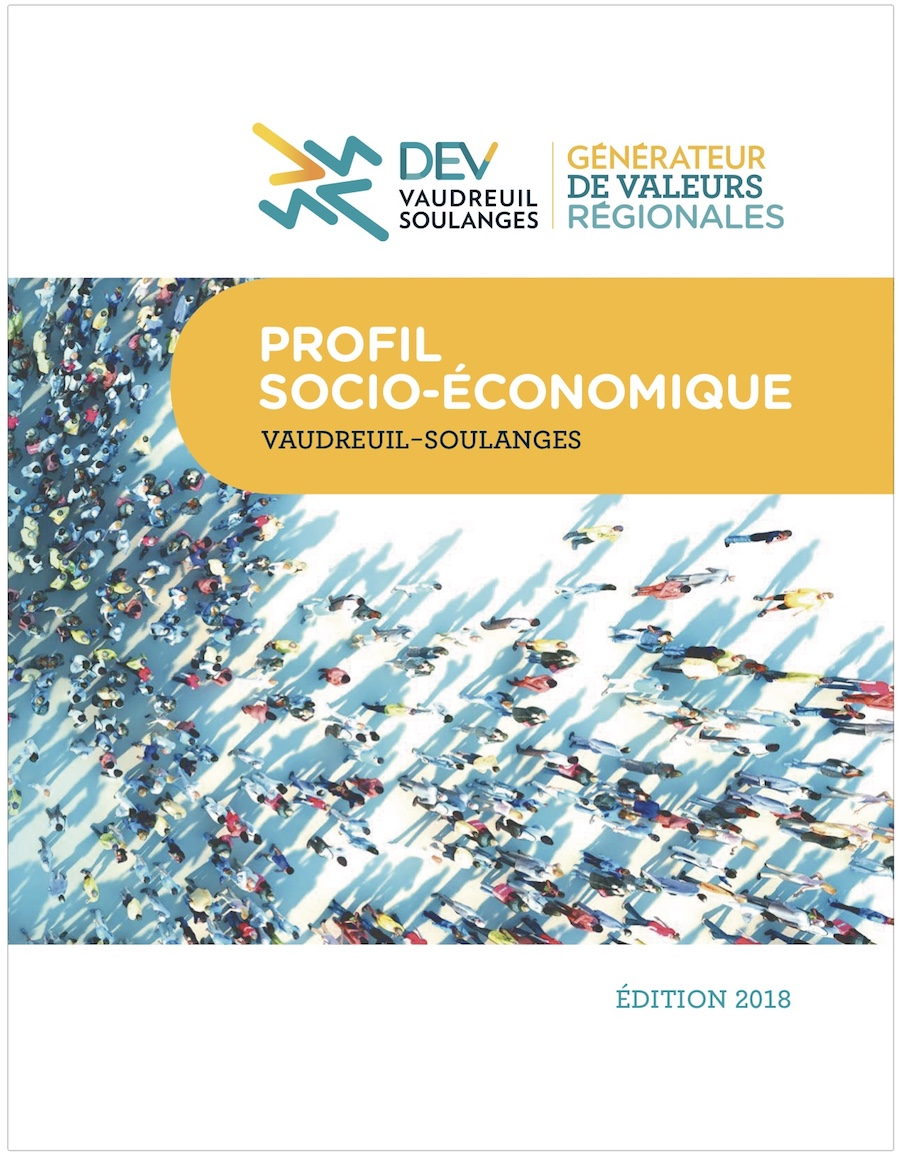 profil socio-economiques Vaudreuil-Soulanges 2018 visuel courtoisie DEVVS