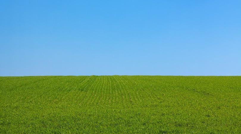 terre agricole champ ciel bleu photo PublicDomainPictures via Pixabay CC0 et INFOSuroit
